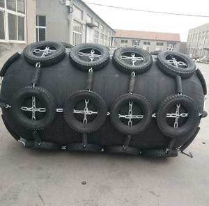 high absorption Yokohama Durable Marine Rubber Fender